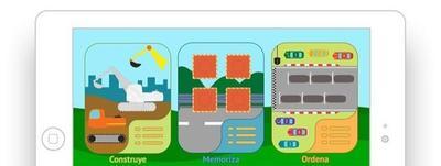 El juego de EkiMuki para que los peques jueguen y aprendan con los vehículos