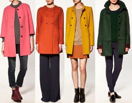 Zara abrigos