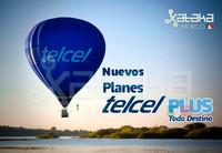 Planes Telcel Plus Todo Destino, la nueva oferta de pospago Telcel