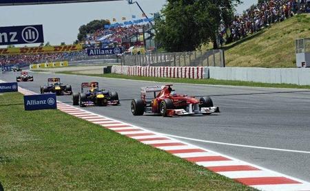 Ferrari trabaja para resolver sus problemas con el compuesto duro de Pirelli