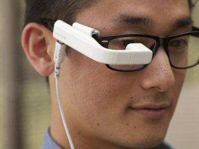 Vufine propone una segunda pantalla para tu móvil, a la altura de los ojos