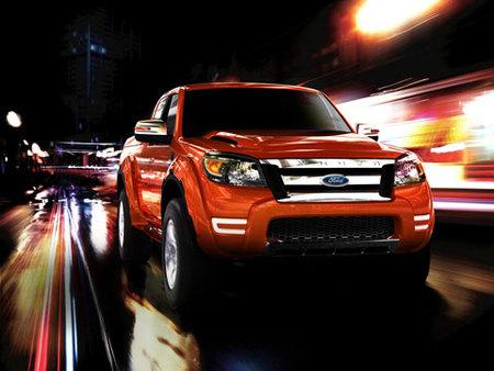 Ford Ranger Max, un poco más bruta de lo habitual