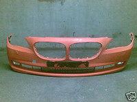 Extrañas subastas: venden un paragolpes del BMW Serie 7 F01 en eBay