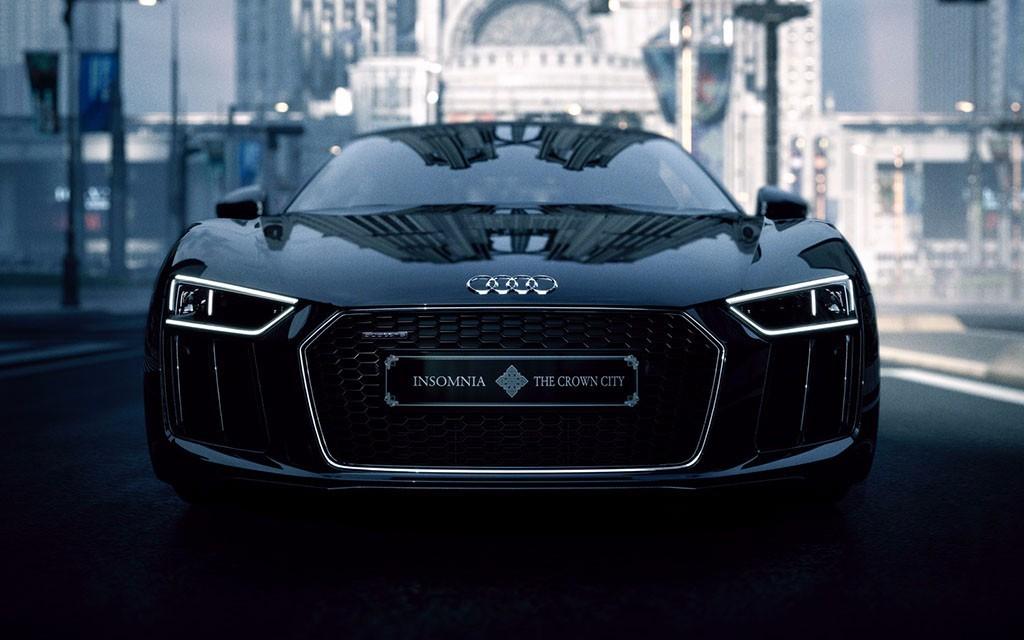 Audi R8 Star of Lucis