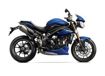 Triumph actualiza la Speed Triple 1050 y Speed Triple 1050 R para 2014