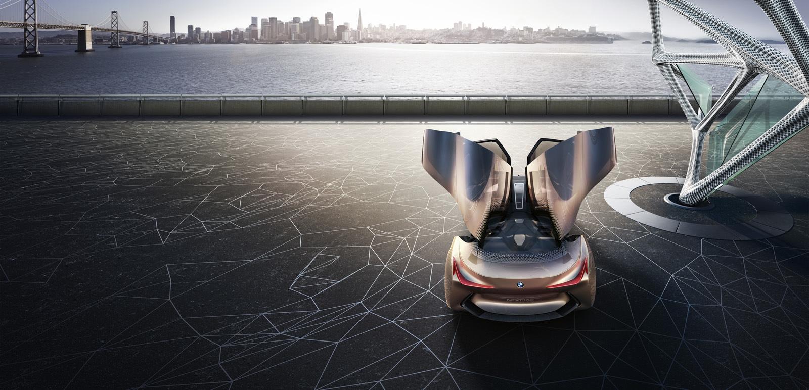 Foto de BMW Vision Next 100 (7/40)