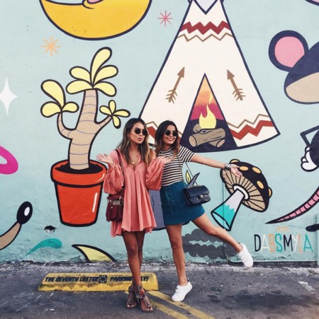 Dabs Myla Wall Los Angeles