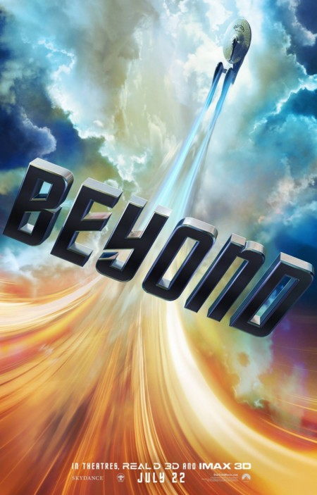 Primer cartel de Star Trek Beyond