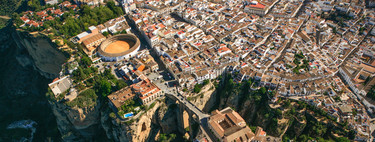 Andalucía como nunca la habías visto a través de 37 enigmáticas fotos aéreas