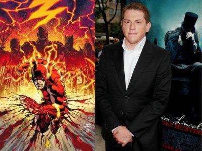 'Flash': Seth Grahame-Smith escribirá y dirigirá la película con Ezra Miller