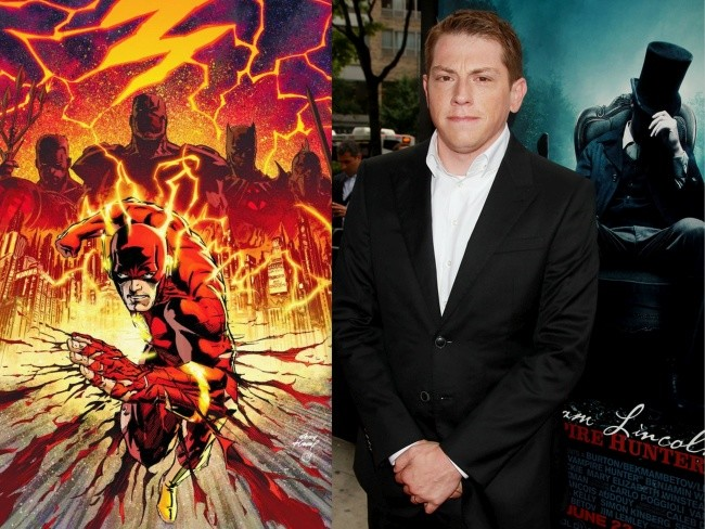Seth Grahame-Smith se ocupará de Flash