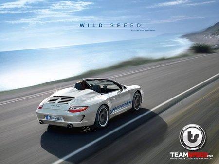 Porsche 911 Speedster, ¿la despedida de la Serie 997?