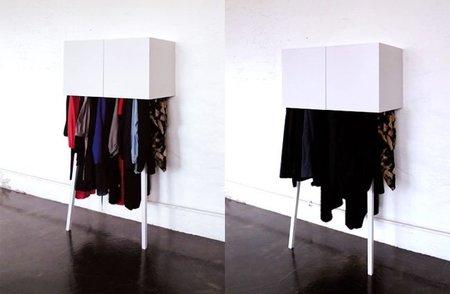 Hyde 2.0, un nuevo concepto de armario por Judith Seng