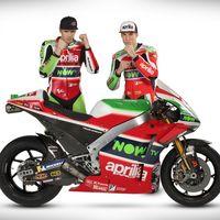 Más potencia, más fiabilidad y mejor aerodinámica. La Aprilia RS-GP está lista para la pelea en MotoGP