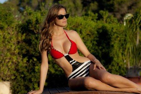 Blogs y moda, el cocktail: famosas y el verano. Triquini