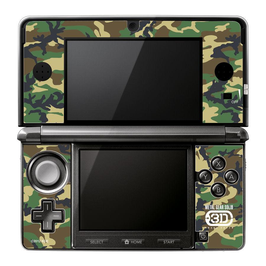 Foto de Metal Gear Solid: Snake Eater 3D, accesorios (3/5)