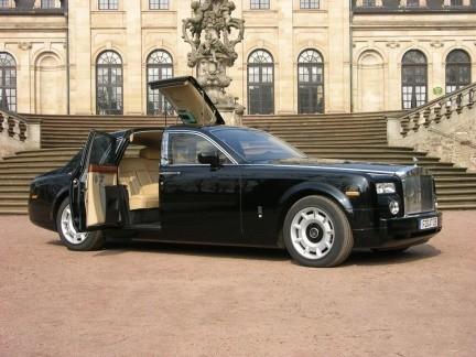 EDAG le abre el techo al Rolls-Royce Phantom