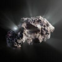 El cometa 2I/Borisov fue el primero proveniente de otro sistema solar, también es el objeto espacial más prístino jamás observado