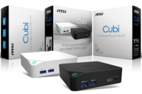 MSI Cubi entra a competir en el mercado de mini-PCs tipo NUC