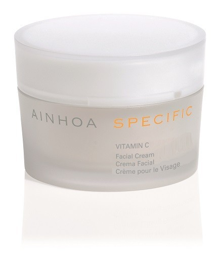 Ainhoa Vitamin C, tu crema diaria antioxidante para el verano