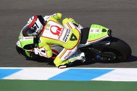 Segunda Ducati clasificada para Randy De Puniet
