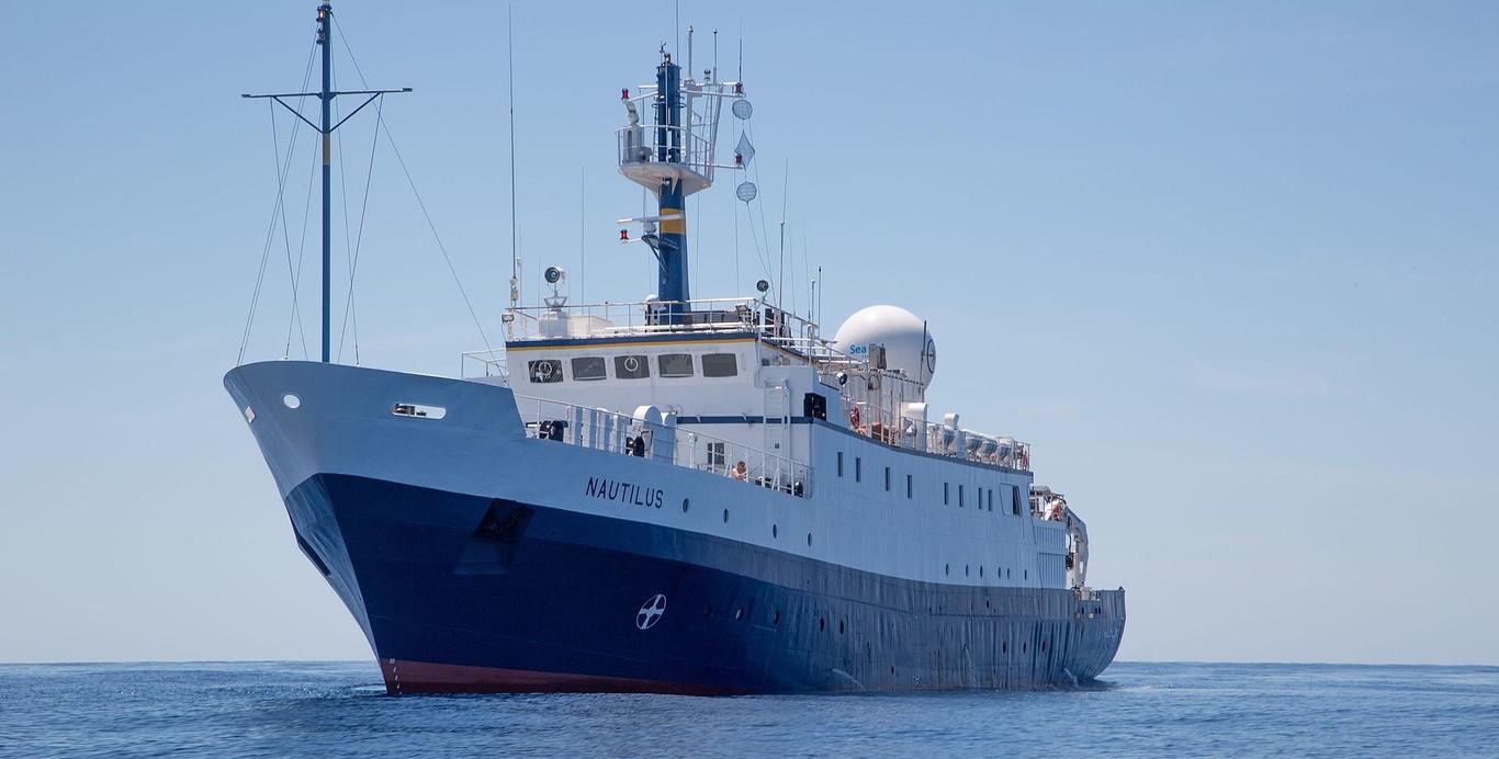 Expedición Nautilus: el barco científico que transmite en directo a lo 'Gran Hermano' con la tecnología oceanográfica más puntera