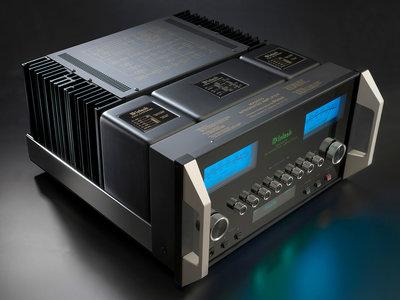 McIntosh presenta su amplificador estéreo más avanzado y potente, el MA9000