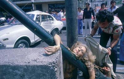 La historia detrás de Enrique Metinides, el fotógrafo del desastre