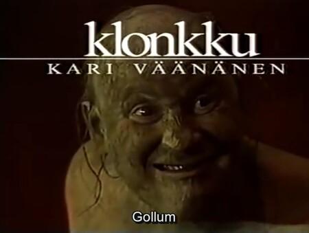 Gollum en Hobitit
