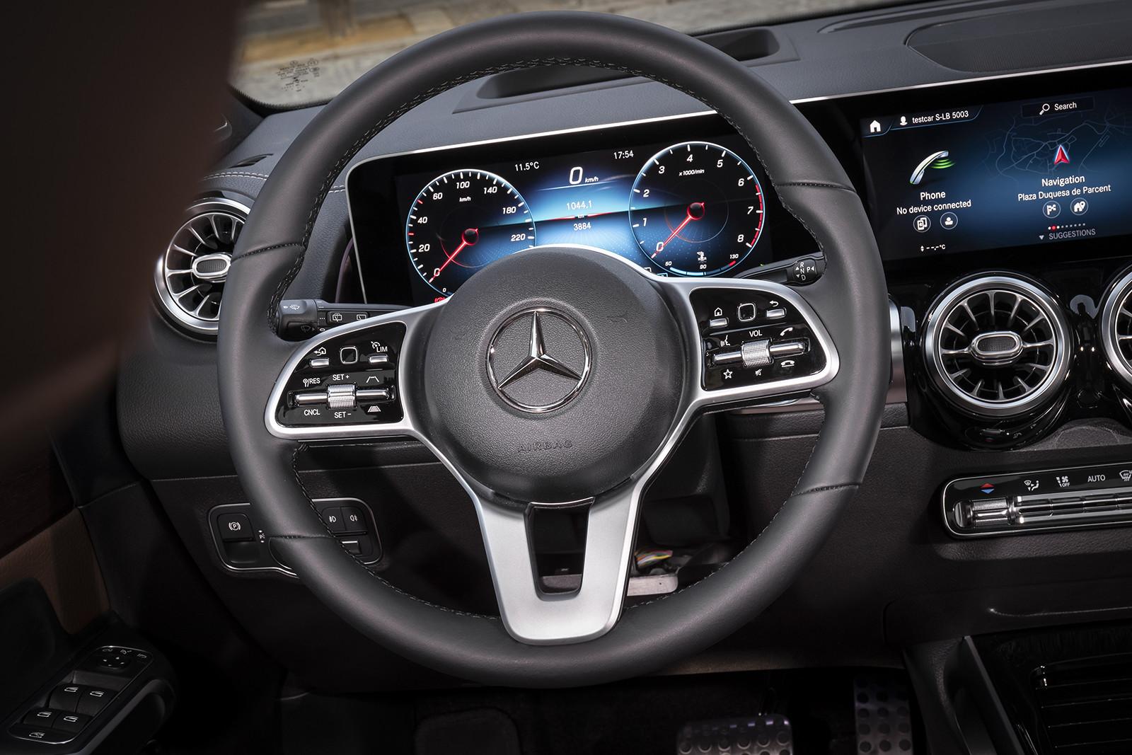 Foto de Mercedes-Benz GLB 250 4MATIC (lanzamiento) (27/39)