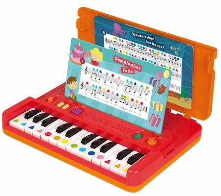 Yo Aprendo A Tocar El Piano De Diset