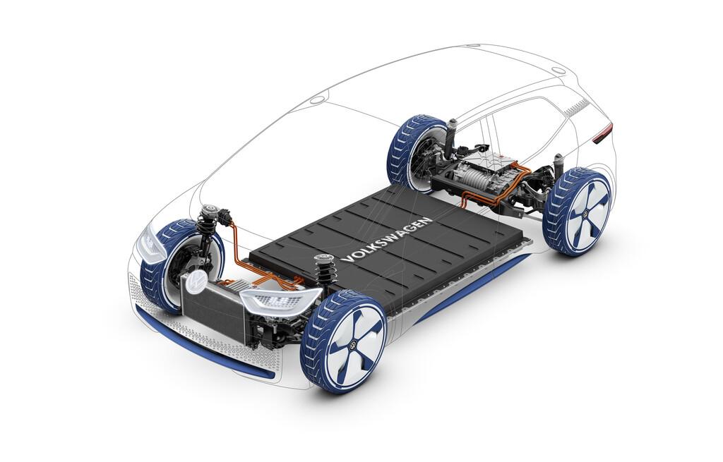 Volkswagen presenta su nueva plataforma para eléctricos SSP, misma que se estrenará en el 2024