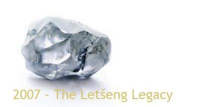 The Letseng Legacy