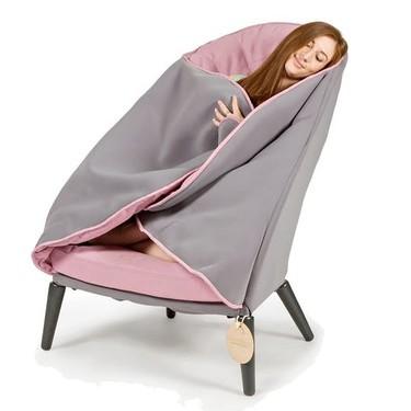 Llega el sofamanta definitivo, que conseguirá que te olvides de tu manta