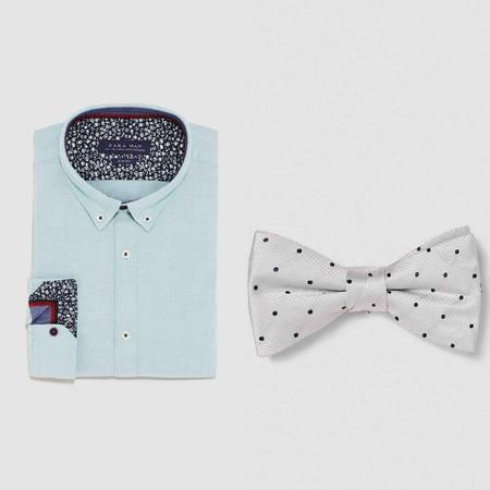 Trece Formidables Combinaciones De Camisas Y Corbatas Para Darle Vida A Cualquier Traje En Primavera 10