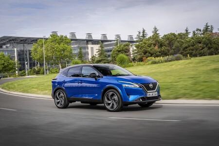Nissan Qashqai 2021 Prueba Contacto 027