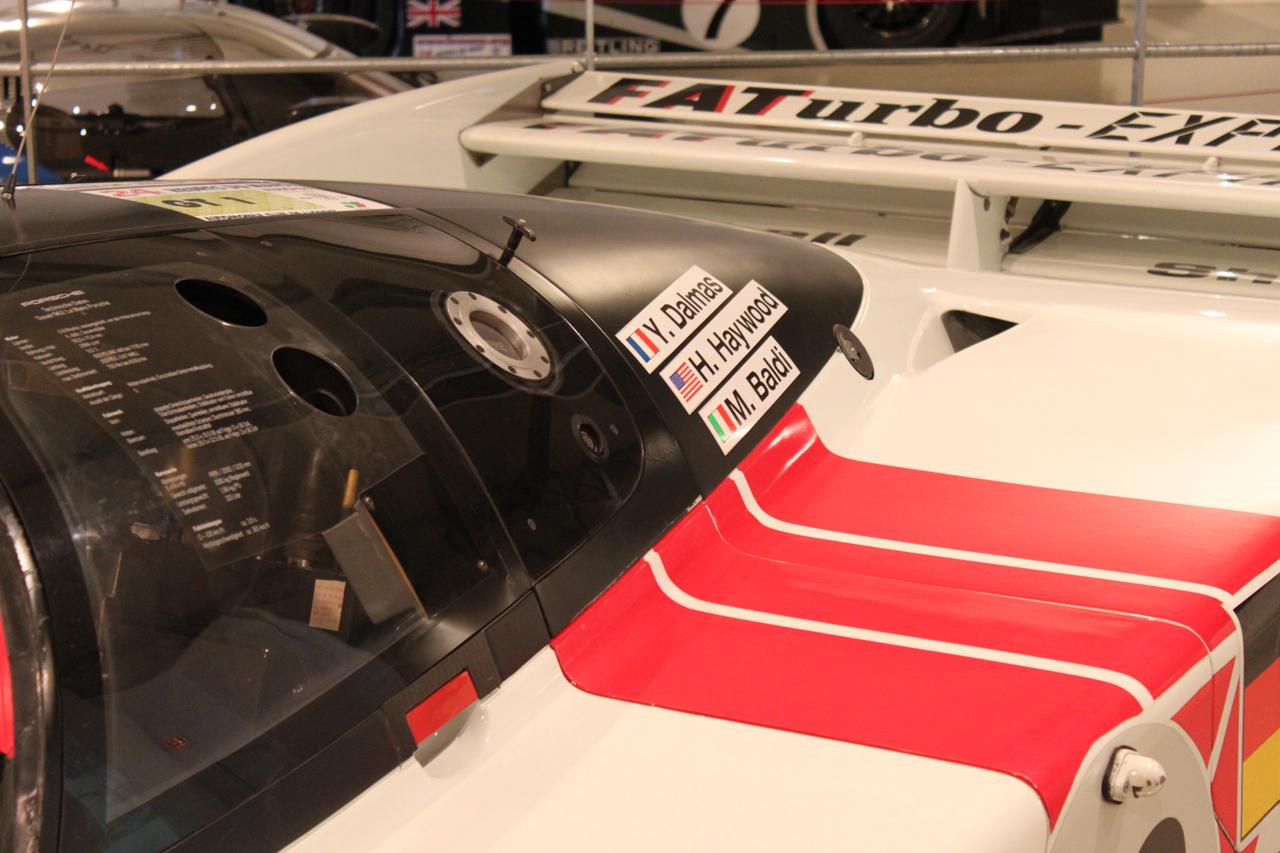Foto de Museo 24 horas de Le Mans (85/246)