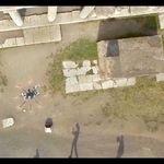 Pompeya a vista de dron. Vídeos inspiradores