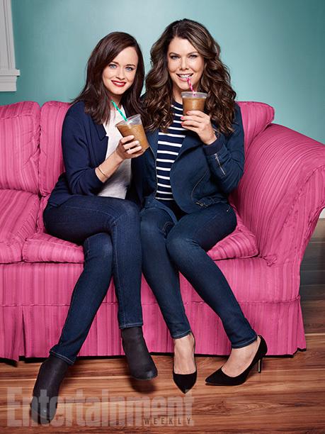 Foto de 'Las chicas Gilmore' en Netflix (1/4)