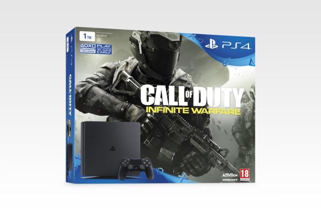 Ps4 Slim Call Of Duty Infinite Warfare 01