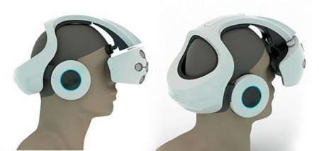 Sensics Natalia, unas gafas 3D inmersivas con sistema operativo Android