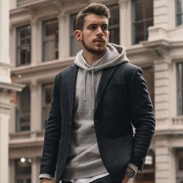 Las mejores chaquetas para combinar con sudaderas y lograr un look formal y deportivo en ASOS
