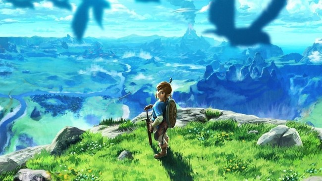 The Legend Of Zelda Breath Of The Wild 3 333a3098b7aa8e91beb0fd85dc03dac62