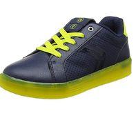 Las zapatillas para niño Geox J Kommodor B con luces están rebajadas a 24,48 euros en Amazon