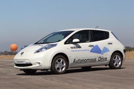 Nissan quiere colocar coches autónomos en tus manos en 2020