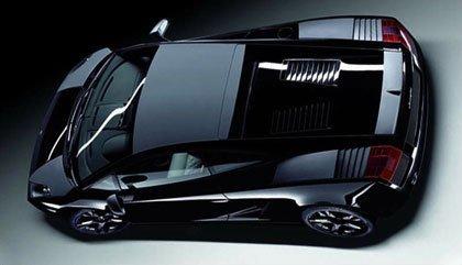 Lamborghini Gallardo Nera, primicia en el salón de París
