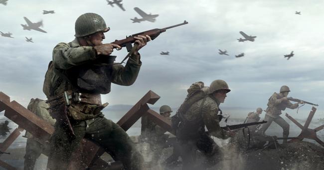 Call of Duty: WWII prepara una nueva versión de Carentan, un fin de semana con doble de experiencia y más novedades