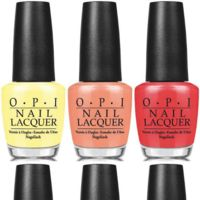 OPI Retro Summer 2016 Collection