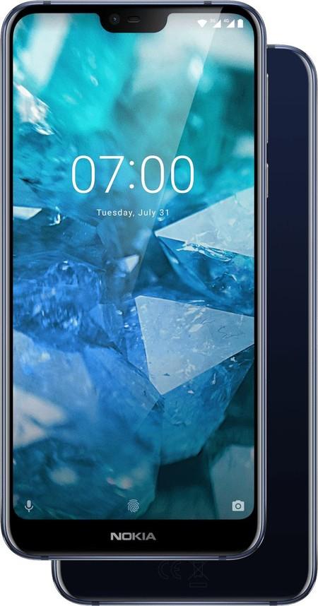 Nokia 7 1 Blue