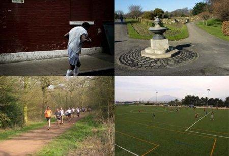 Adivina adivinanza: ¿qué lugar es el más adecuado para realizar actividades deportivas al aire libre?